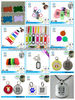 multi-functional animal shape silicone keychain with QR code,luggage tag with QR code