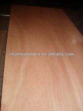 Best quality UAE market Bintangor face commercial plywood