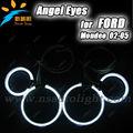 En kaliteli ve renkli CCFL araba ışıkları mondeo 02-05, CCFL angel eyes halkaları araç far