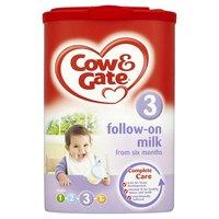 Cow & Gate Baby formula
