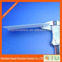High quality advanced industrial zro2 zirconia ceramic plate