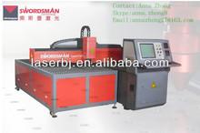 high cutting precision 1000 watts fiber laser stainless steel pipe machine