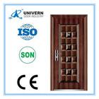 well designed commercial steel double door(