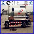 estándar 6000l distribuidor de asfalto camión