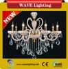 WL-13/8 CE 8 lights glass tube shade holder pendant