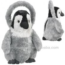 Cute Penguin bébé en peluche sac à main jouets