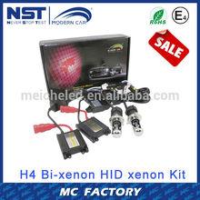 Hot sales H4 Bi-xenon HID xenon kit H4 H13 9007 high low beam HID Kit