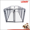 Hot Sale 5x10x4 foot outdoor large metal custom animal cages