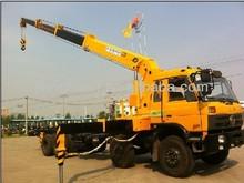 16ton telescopic hydraulic truck crane for sale/truck cargo lift