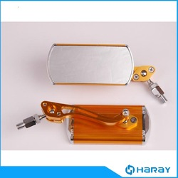 chinese Hot sell Fashion CNC Motorcycle Mirror and Motorcycle rearview Mirror