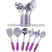 Clásico de plata utensilios