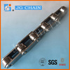 double pitch stainless steel link chain conveyer
