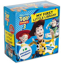 Toy Story 3 My First Little Library 6 Books Set