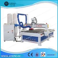 Single head standard woodworking machines combined cnc router