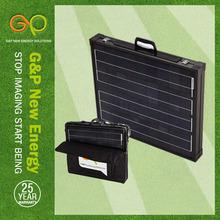 2 folding solar pv panel 140W