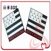 Custom Souvenir PVC Table Mat Coaster Cup Pad