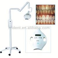 mobile teeth whitening bleaching machine Professional cosmetic laser teeth whitening machine