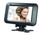 Hot sale cheap 7 inch LCD mirror television ISDB-T ATSC TV