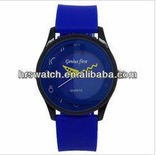 Hot selling fresh style fashion silicone watch