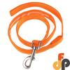 Nylon LED Dog Pet Leash Belt 3 Modes Adjustable Flashing Light for Safety