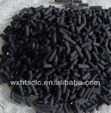 Coal based activated carbon used for paper-making water