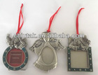 christmas ornaments wall mounted picture frames set
