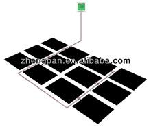 Underfloor Infrared Heating Panel 120-140W heated floor panels