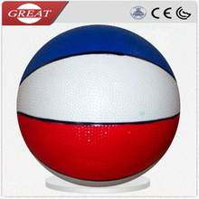 Outdoor basketball for playing