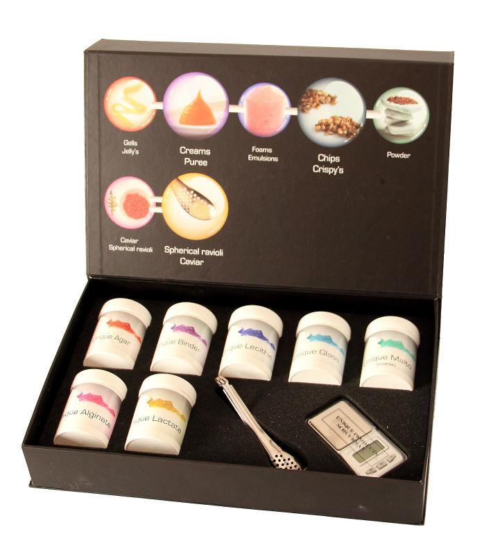 Unique Basic - basic kit for molecular gastronomy