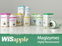 Trypsin,Bromelain,Papain Magizyme Series - Natural Health Supplement