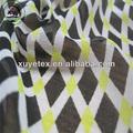 Nova camisa de chiffon& vestidos chiffon tecido impressão 100% poliéster