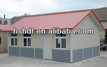 48m2 durable, low cost prefab house