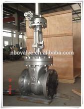 long stem gate valve
