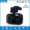 Hottest e730!!! 2.7 polegadas lcd a7+ov4689+wdr+gps h. 264 formato de vídeo de carro black box recorder