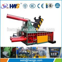 China scrap metal compressor press baling machine manufacturer