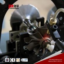 Turbo balancing machine rotor balance from professional manufacturer