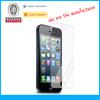 Anti glare screen protector for iPhone 5 oem/odm(Anti-Glare)