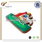 Good Quality Rubber 3d Souvenir Fridge Magnets