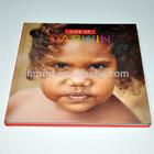 OEM direct manufacturer printing eco-friendly lamination photo children's book