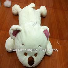 Plush Toy Dog Lies Prone Dog