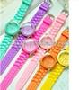 watches brands ladies silicone watch casual kid unisex competitive quartz