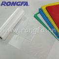 красочные пластиковые банды связей/мешок для мусора провод связи твист/клип