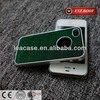 competitive price shining green case for apple's iphone 5s/4s