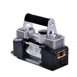 12V Heavy Duty Dual Cylinder Mini Air Compressor