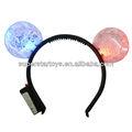 La luz intermitente juguete heaband flash diadema de artículos de fiesta 5131111-13