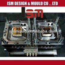 molded speaker box