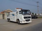 china sinotruck 6*4 Howo tow truck for sale