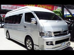 Stock#10609 TOYOTA HIACE COMMUTER VIP 16 SEATER USED VAN FOR SALE [RHD][JAPAN]