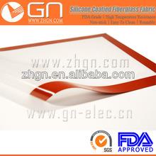 High Temperature Fiberglass Food Grade Silicone Baking Sheet