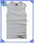 OEM custom lycra spandex singlet vest loose fit tank tops for men